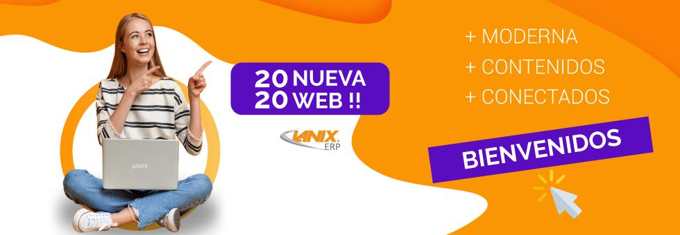 LanixERP estrena plataforma web para potenciar relación con sus clientes